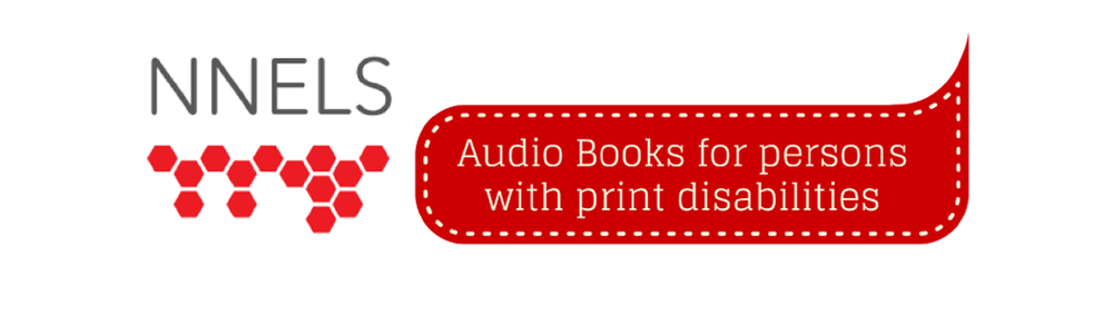 Digital talking books for people with print disabilities are available from NNELS.