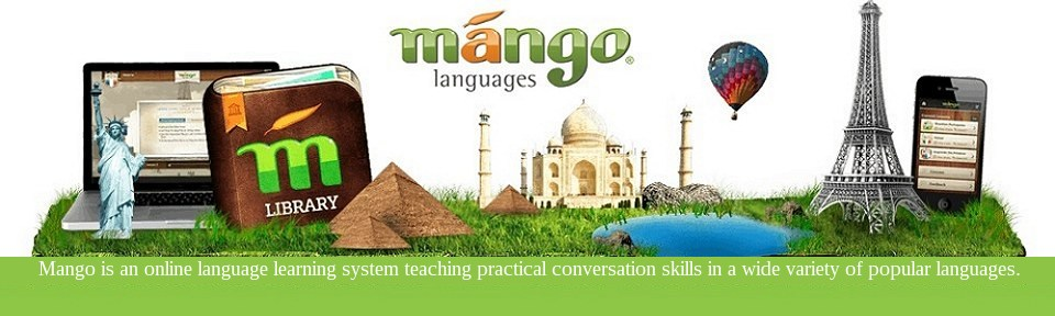 Mango Language Courses