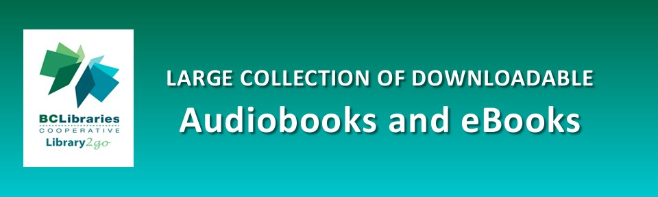 Ebooks and audiobooks from Library2Go.