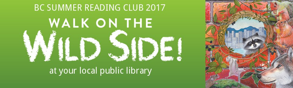 Visit the library for information on out Summer Reading Club