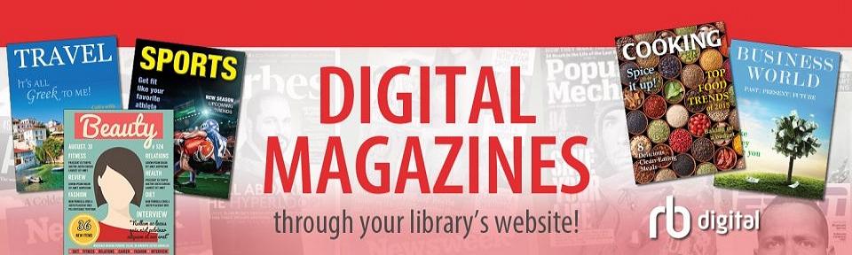 RB Digital eMagazines